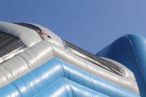 Ice stormbaan met water- droog of schuim.Vraag om gratis advies voor de mogelijkheden.