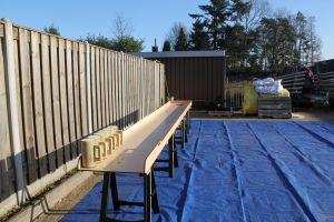 XL Bierpulbaan is gemaakt in groot formaat.