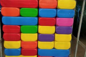 Lego blokken extra groot