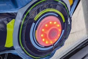 Lampen IPS Arena Rood en groen. Spel is super leuk.
