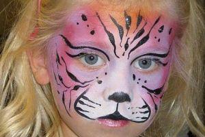 Eén van de vele mogelijkheden voor gezichts-schilderingen!