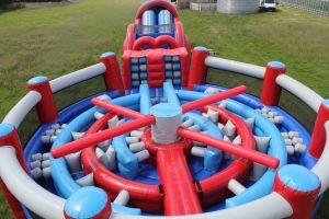 spectaculaire kinderattracties  zijn met grote zorg opgebouwd.Kies bij Attractieverhuur de Toren voor de opbouw optie !