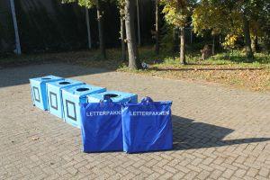 letterpakken spel is voor ieder event geschikt; Attractieverhuur De Toren verhuurt letterpakken spel goedkoopst in Nederland.