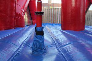dizzy run battle;draaien tot je dol bent, huren bij attractieverhuur de toren!