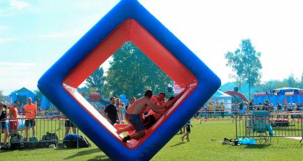 Sport & spel attracties van Attractieverhuur De Toren