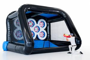 De IPS Multi Sport Arena wordt geleverd in twee versies: Shoot en gooi