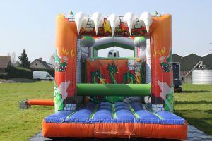 Drakensurvival stormbaan word aangeboden door Attractieverhuur de Toren, met voordelige prijs !