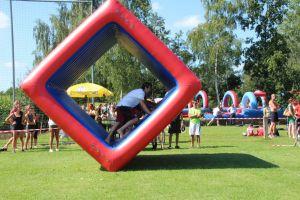 Flip-it is super ! Een toevoeging van ieder sport event !