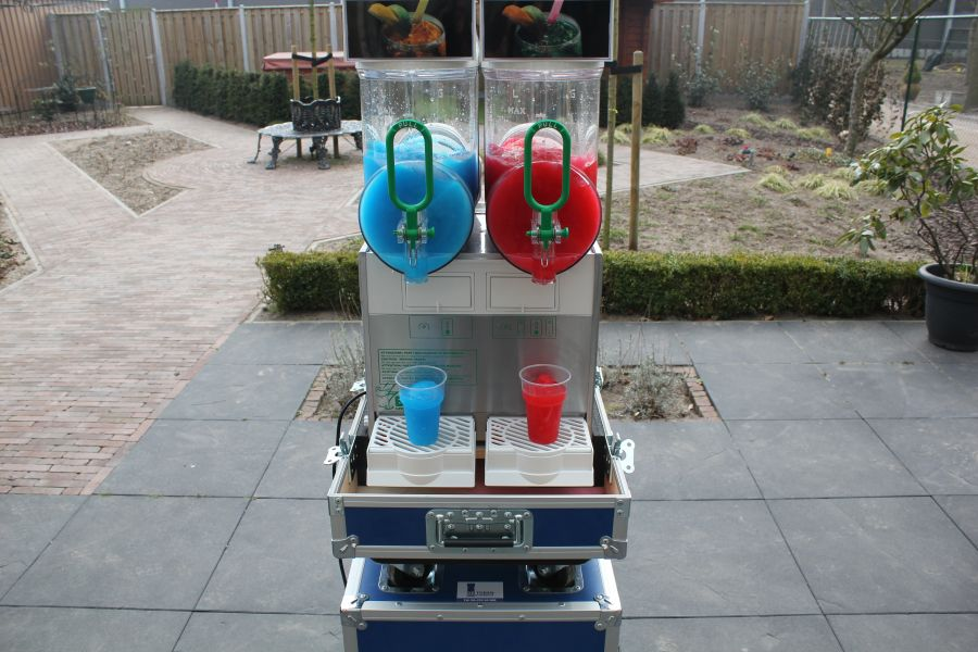 Slush puppy machine Mister pop.